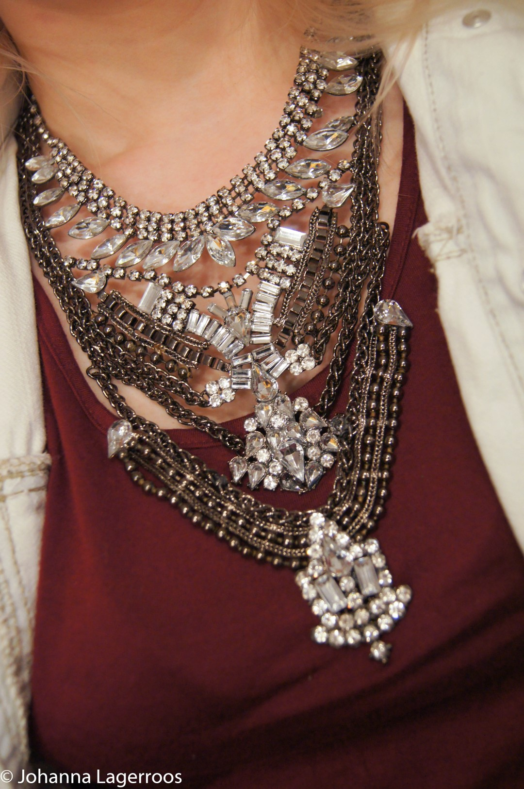 mirina hailey necklace