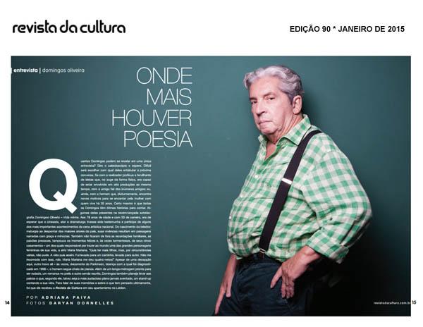 Entrevista com Domingos Oliveira