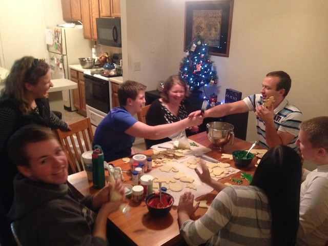 Christmas With College and Adult Children: Other Traditions With Part or All of the Family