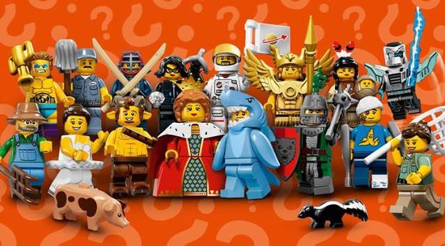 LEGO 《人偶抽抽樂》系列 第十五彈 來囉!~