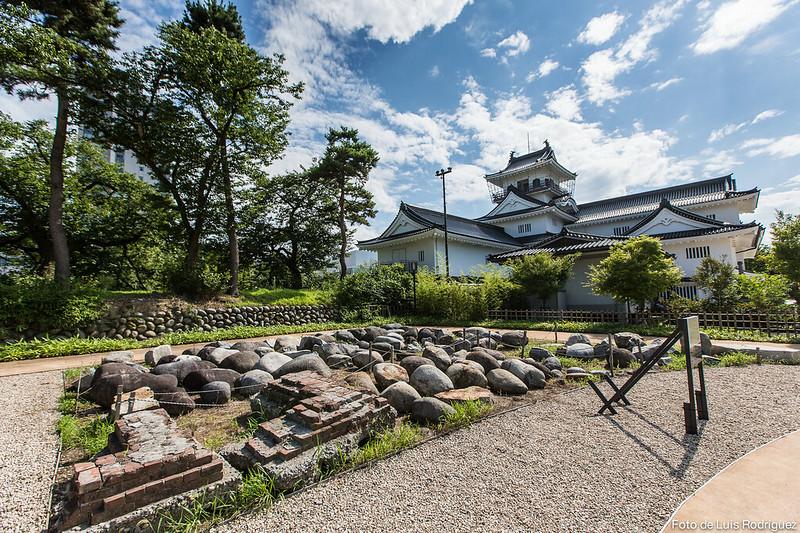 Toyama, parte del itinerario de 17 días por Japón