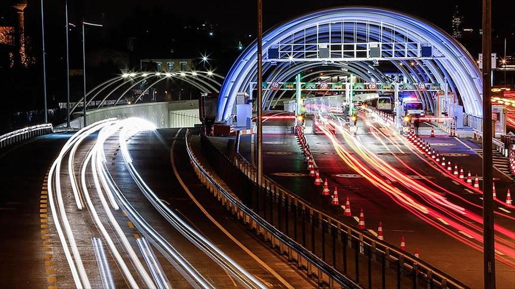 Avrasya Tüneli 24 saat hizmete başlıyor