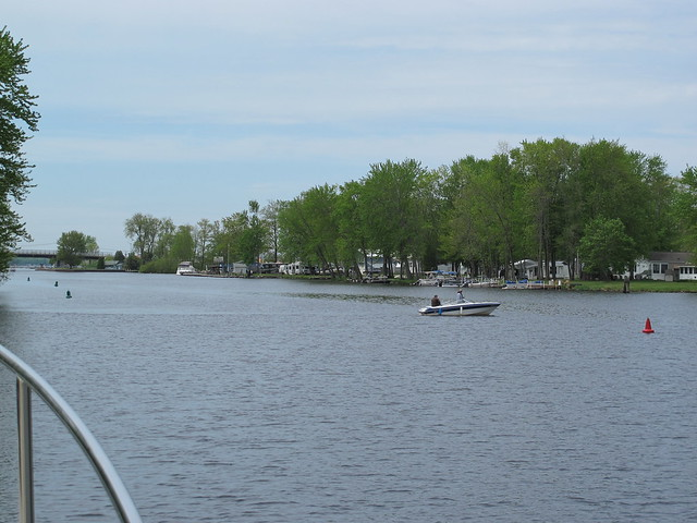 41.00 - Entering Oneida Lake