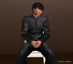 PRISM for MEN. The Ferran Outfit v2