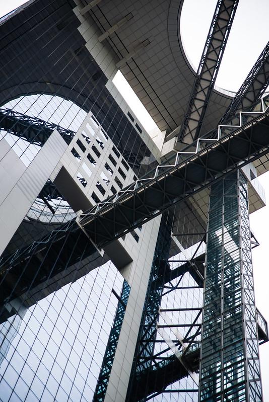 梅田藍天大樓 / Umeda Sky Building