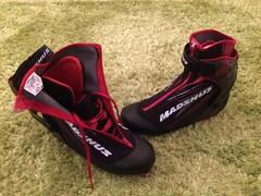 Madshus nano carbon skate bezkarska bota - 45 EUR - titulní fotka