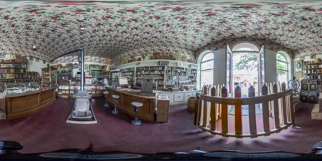 Virginia City 360 Pano