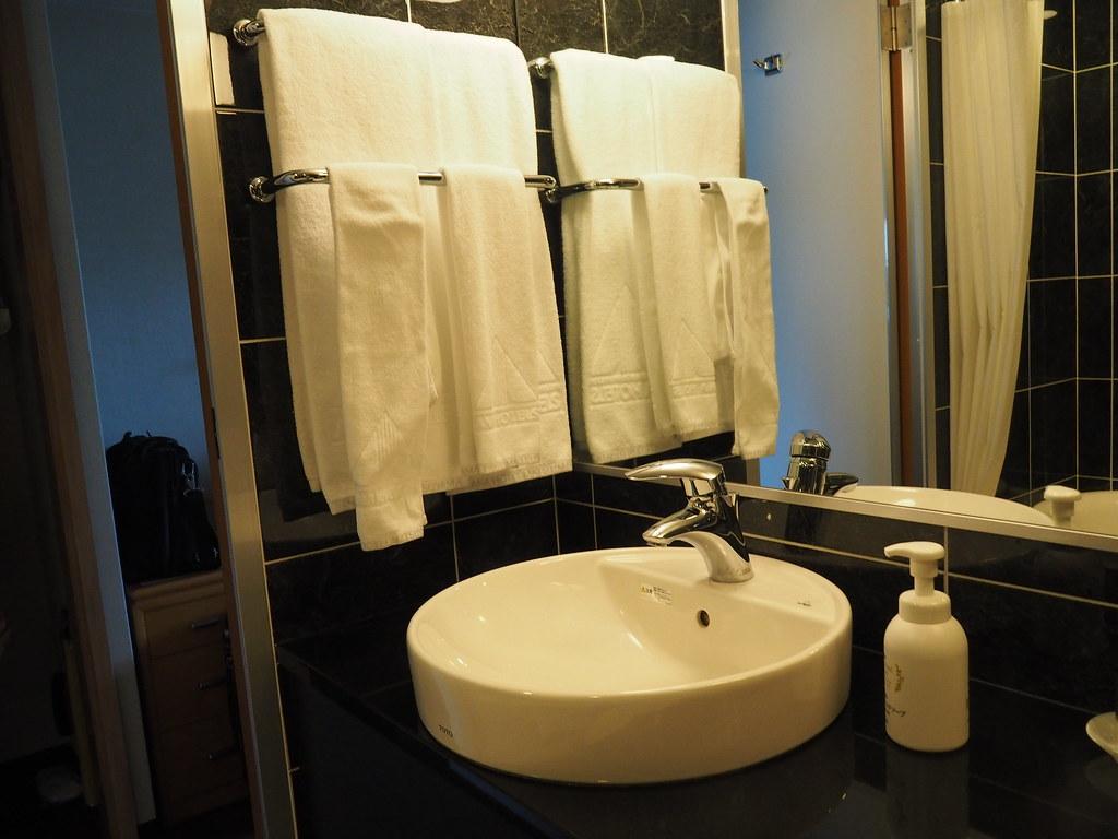 松山全日空ホテルの室内