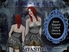 Immateria Myantha mandrake