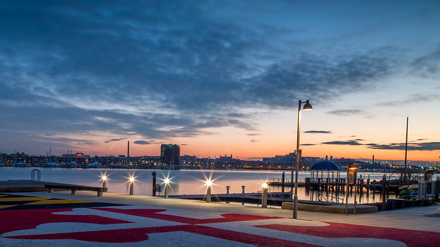 Maryland Flag Field