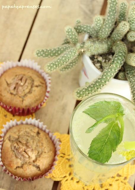 ballı susamlı muffin 005