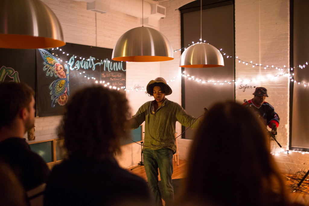 BOTH at Sofar Sounds: Gig 8 | 8.22.2015