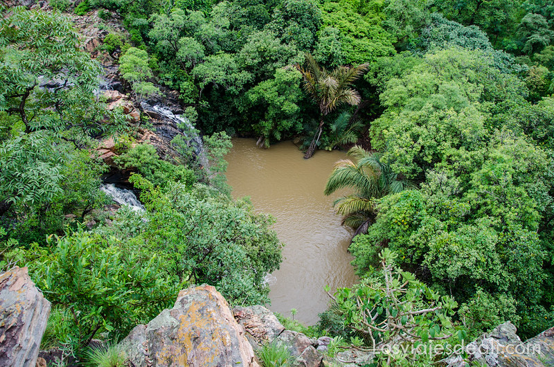 tribus de Benin cascadas Kota