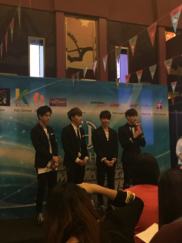 HIGH4 PRESS CONFERENCE