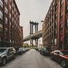 #🐘 #NewYork #Manhattan #NYC #CityCanyons #StreetPhotography #Dumbo  #ManhattanBridge #Bridge  #NewYorkCity by kallyone