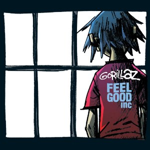Gorillaz – Feel Good Inc. (feat. De La Soul)