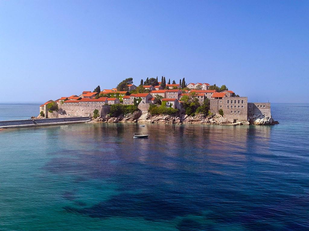 Aman Sveti Stefan, Muntenegru