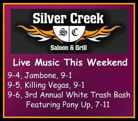 Silver Creek Poster 9-4 thru 9-6-15