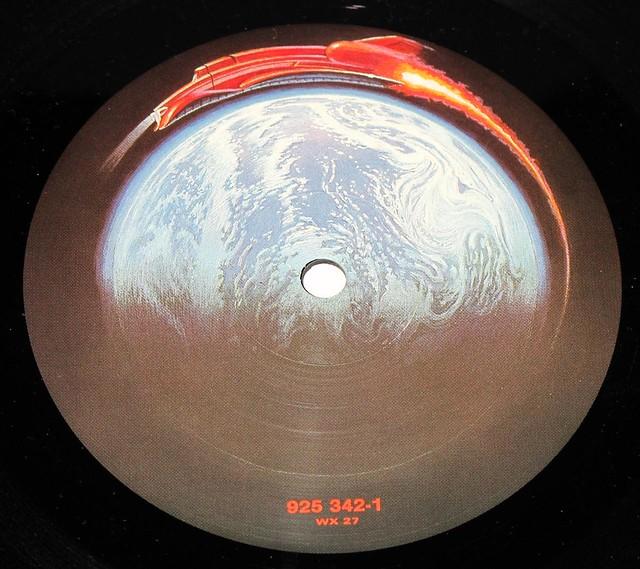 "ZZ TOP AFTERBURNER 12"" vinyl LP"