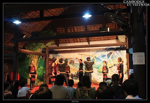 Jour 20 : 21 août 2011 : Sapa - Montagnes Nord Vietnam