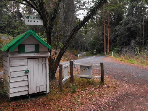 2015-09-06 Wiriri Road community Mailbox Billys Creek NSW