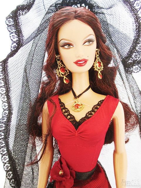 Spain Barbie® Doll 2008