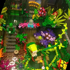 Poison Ivy's Lair