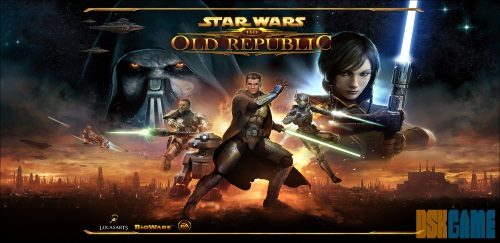 Star Wars The Old Republic home