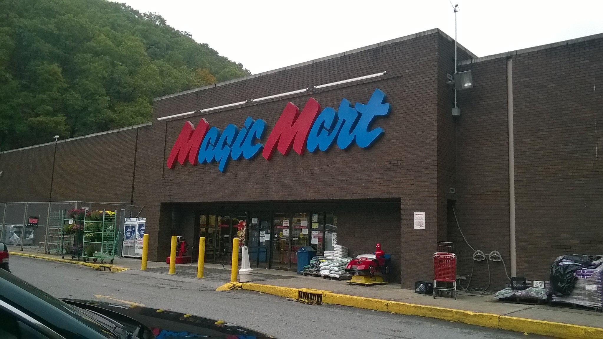 Magic Mart -- Welch, WV