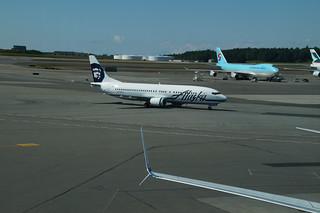 021 Observatiedeck vliegveld Anchorage
