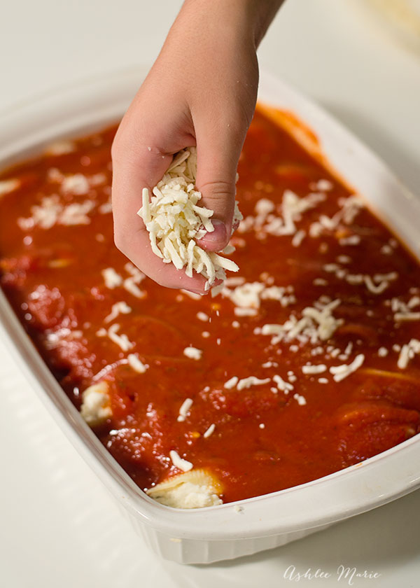 easy and quick and full of flavor these manicotti shells are always a hit