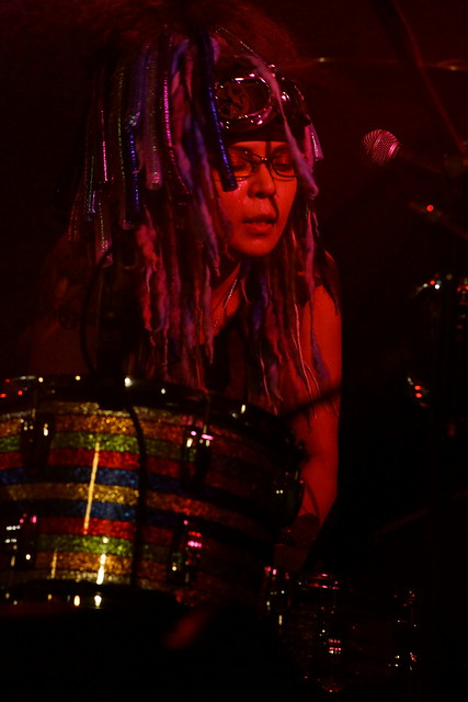 Coal Tar Moon live at 獅子王, Tokyo, 23 Sep 2015. 056