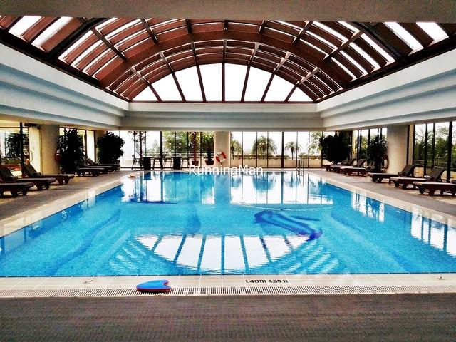 Sofitel Plaza Hotel 05 - Swimming Pool