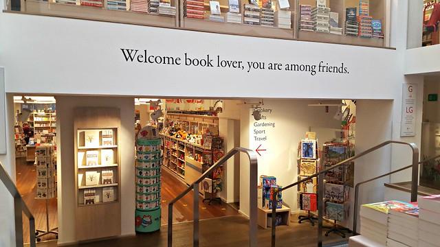 Foyle's London Bookshop