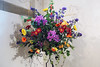 flowers by Margaret Stranks