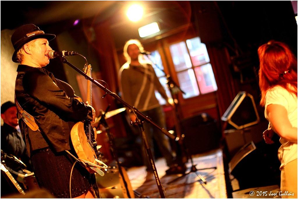 Bex Marshall @ Bluescafé 11.10.15