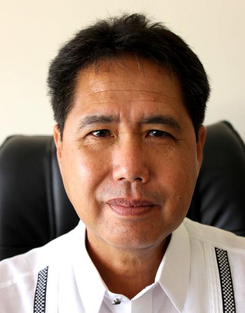 Mayor Juan Rojas Alvarez - Ajuy Edited