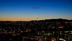 Trondheim 151007-9w Morgen Utsikten