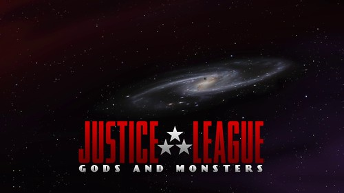 Justice League Gods And Monsters (2015) 01