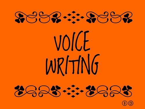 voicewriting