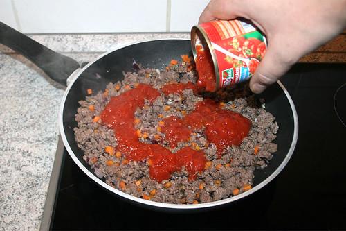 30 - Tomaten hinzufügen / Add tomatoes