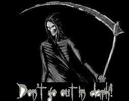 Skeleton Red Reaper