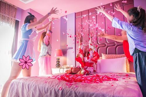 台南汽車旅館開趴 媜13選擇最多又超貼心 (15)--房型215