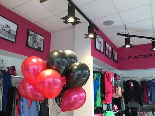 Heliumballonnen Lorna Jane Den Haag