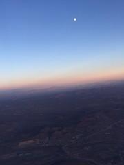 Desert meets the sky
