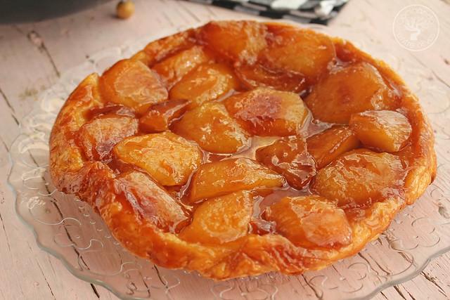 Tatin de manzanas www.cocinandoentreolivos.com (16)