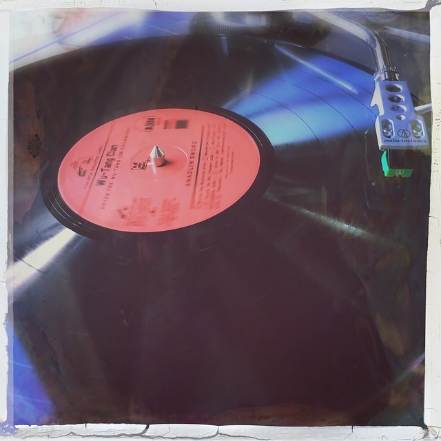 Wu-Tang Clan's debut LP