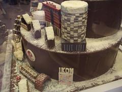 Cadbury World - Chocolate Making - Birmingham landmarks - John Lewis, Birmingham New Street Station, The Mailbox and the Rotunda