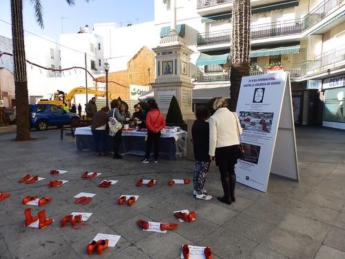Una manifestación contra las violencias machistas cierra los actos del 25-N
