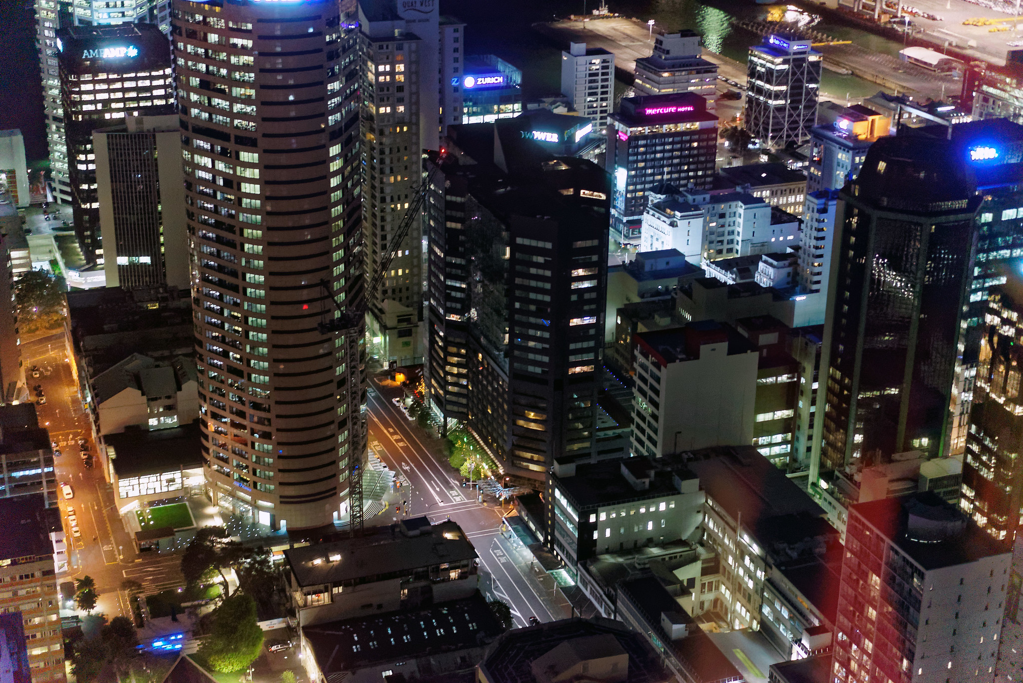 View From The Sky Tower
